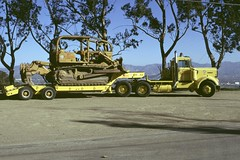 LAFD Tractor and Transport