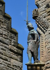 William Wallace - Stirling (Stephen Whittaker) Tags: castle monument scotland nikon stirling william wallace d5100 whitto27