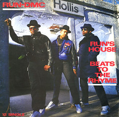 "Run DMC ""Run's House""/""Beats To The Rhyme"" 12"" (1988) (NYCDreamin) Tags: 1988 rundmc 12inchsingles newyorkcityimages"