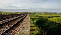 View from the top (grbush) Tags: northamptonshire railway rutland harringworthviaduct sigma1770 wellandviaduct sonyslta77