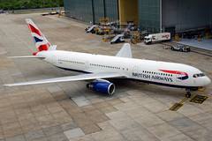 G-BNWI, Boeing 767-336ER, British Airways, LHR 13.05.213 (Skidmarks_1) Tags: heathrow britishairways lhr boeing767 gbnwi