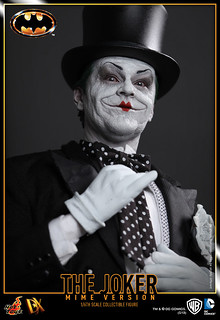 Hot Toys – Batman: 1/6th scale The Joker(Mime Version)– 1989 蝙蝠俠:1/6 比例 小丑 默劇版