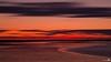 Long Exposure, after Sunset (BraCom (Bram)) Tags: longexposure sunset holland reflection beach birds clouds strand canon zonsondergang widescreen nederland thenetherlands vogels wolken explore le 169 haringvliet stellendam zuidholland goereeoverflakkee aftersunset spiegeling southholland langesluitertijd canonef24105mm nd110 nazonsondergang 110nd bracom bw110endgrey canoneos5dmkiii bramvanbroekhoven
