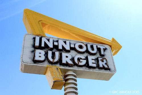 In-N-Out Burger Facelift
