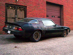 1979 Chevy Camaro Z28 (splattergraphics) Tags: rust camaro chevy 1979 patina z28 glenburniemd