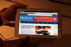 public samsung tablet samsunggalaxynote8 (Photo: JohnKarak on Flickr)