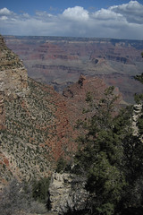 Bright Angel Trail (angelatravels11) Tags: park angel nationalpark bright grandcanyon grand canyon trail national grandcanyonnationalpark brightangeltrail backpackinggrandcanyon 20080402 angelatravels backpackingthegrandcanyon