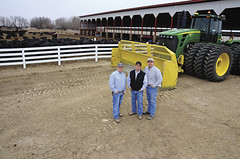 Don, Doug and Dale Christensen (CHS Inc) Tags: food farm farming sunflowers agriculture chs agronomy agribusiness stewardship chsinc mayjune2013cmagazine paybackfeed
