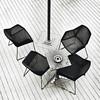 conspiracy (fotobananas) Tags: chairs northsea conspiracy fotobananas