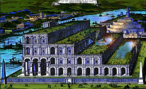 "Jardines colgantes de Babilonia • <a style=""font-size:0.8em;"" href=""http://www.flickr.com/photos/30735181@N00/8744292517/"" target=""_blank"">View on Flickr</a>"