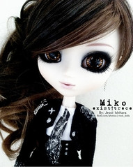 VANGUARD  Miko (J-Rock dolls) Tags: music japan japanese doll dolls ooak customized pullip miko custom jrock pullips vanguard  existtrace
