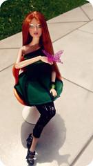 Butterfly (Alberto.Gar) Tags: doll witch secret barbie kayla spells
