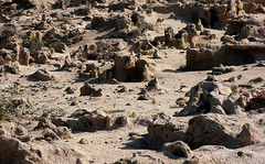 Nmes-le-Vieux (offroadsound) Tags: sun sand desert silence heat tenerife lonely orient imaginary settlement horsewithnoname imaginarytown nmeslevieux camelwithnoname imaginarysettlement