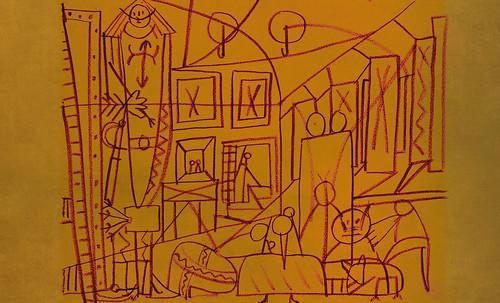 """Meninas, iconósfera de Diego Velazquez (1656), estudio de Francisco de Goya y Lucientes (1778), paráfrasis y versiones Pablo Picasso (1957). • <a style=""""font-size:0.8em;"""" href=""""http://www.flickr.com/photos/30735181@N00/8746868293/"""" target=""""_blank"""">View on Flickr</a>"""