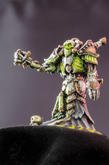 20130516_Models 1_049 (Liu Longtian) Tags: macro circle photography miniatures iron models press shenyang minis privateer warmachine kingdoms cryx privateerpress ironkingdoms orboros circleoforboros warhammerclub
