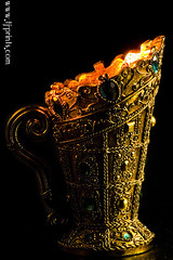 Censer V (TJ.Photography) Tags: lamp metal handle fire gold golden shiny glow perfume shine treasure stones metallic smoking burning flame burn ornament smell oriental orient smoker burner artifact aromatic item incense luster jewel odor artefact aroma engrave smelling censer cense