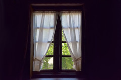Tras la ventana - Behind the window (Antonio Mesa Latorre) Tags: azul