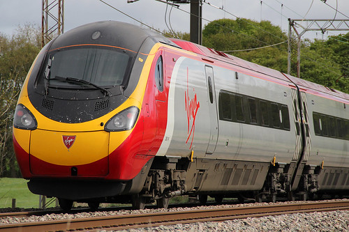 390141 Virgin Trains Pendolino