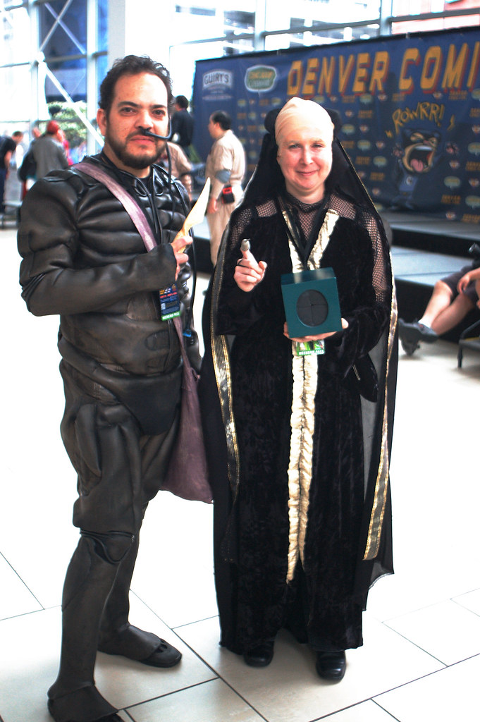 03 (j-hobbs) Tags costumes cosplay dune comicbooks comiccon stilgar denvercomiccon benegesseritreverendmother  sc 1 st  Fiveprime & The Worldu0027s Best Photos of costumes and dune - Flickr Hive Mind
