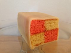 Yeah, that went pretty well. Who wants battenburg?
