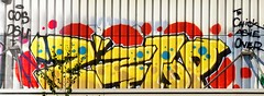 - (txmx 2) Tags: graffiti hamburg zztop