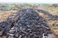 Cut Peat (Styggiti) Tags: uk travel vacation june scotland europe peat islay whisky bog distillery laphroaig 2013