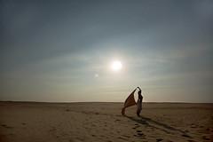 Vote for this Photo - Help me Win =) (SarinaGito) Tags: woman sun holland sahara netherlands sunshine amsterdam lowlight sand foto desert contest dream mysterious gypsy nrc wedstrijd zand