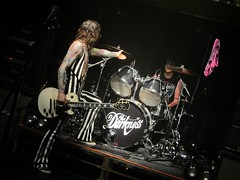 The Darkness - The Kasbah Coventry UK June 2013