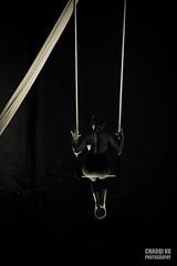 Notte dei Fori Imperiali -  the dancer (Chaoqi Xu) Tags: show street city travel italy white black rome roma art canon photography eos photo dance strada artist italia foto danza dancer via fotografia  festa   bianco nero viaggio notte dei   xu  artista spettacolo citt fori imperiali             600d   2013 danzatrice   chaoqi