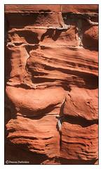 Erosion, Sandstone Wall, Piel Castle (Duncan Darbishire) Tags: castle texture bay sandstone erosion cumbria geology morecambe furness barrowinfurness pielisland duncandarbishire