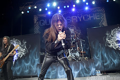 Queensryche - Freedom Hill Ampitheater - Sterling Heights, MI 8/23/13