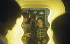 Mirror (Headcrabs) Tags: costa film college cup coffee st museum manchester hall bill tea balloon rob darth mug helens mm vader 18 35