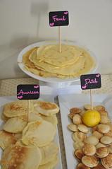 Imogen's Pancake Buffet (House of Lane) Tags: party breakfast sleep slumber over pancake buffet sleepover