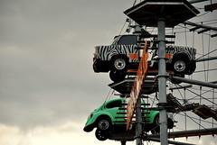 (kaktus83) Tags: trabi bernauerstrase kletterspas mountmitte