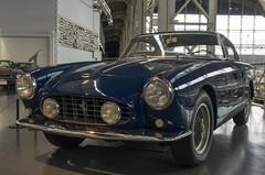 Ferrari 250 GT Boano (1956) (Gregouill) Tags: 2013 201308 250 août autoworld belgien belgique belgium belgië boano brussel brussels bruxelles coupé ferrari gt v12 voiture