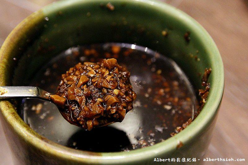 台北信義.鷹流辛味噌拉麵:蒜茸醬油