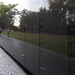 Maya Lin, Vietnam Veterans Memorial, view down memorial
