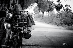 oN ReST (Thulasidasan TD) Tags: blackandwhite india asia streetphotography tamilnadu southindia trichy kallanai thulasidasan vehiclephotography t127photography nikond5100photography tiruchurapalli
