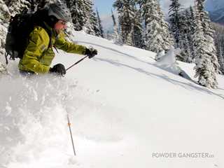 Nick and snow