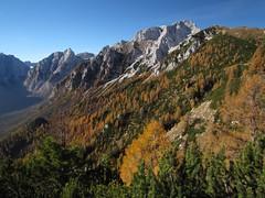Od Stenarja do Slemena / From Stenar to Sleme (Damijan P.) Tags: autumn mountains alps hiking slovenia gore slovenija alpe julianalps jesen sleme hribi julijskealpe prosenak vrtaškivrh vrtaškaplanina