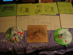 seawhores box set and test pressing set (old ernie) Tags: