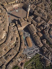 Siena aerial view IV - 746 (opaxir) Tags: italy bap aerial tuscany siena hccity