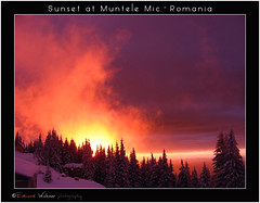 Burning sunset ( Eduard Wichner) Tags: winter sunset sea sky panorama ski water sunshine night sunrise river dark spectacular lens stars landscape 50mm waterfall nice nikon funny long exposure flickr stitch dusk extreme wide steps tokina most galaxy romania pan mic nikkor f18 reflexion 11mm ultra f28 schi iarna d90 muntele tarcu teleski grandangular teleschi superangular 1116mm borlova ocute milkywaythemost muntiitarcu muntelemic skiromania
