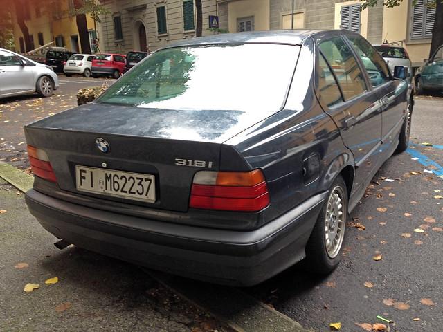 auto cars car automobile fim bmw 1992 318 bmwe36