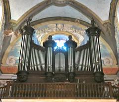 Toulouse, Haute-Garonne: glise Saint-Exupre. (Marie-Hlne Cingal) Tags: france church iglesia kirche chiesa organ toulouse 31 glise kerk crkva kirke kirsche orgues sudouest hautegaronne midipyrnes saintexupre
