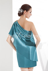Fantastic-Lake-Blue-Column-BeadingOne-Shoulder-Short-Bridesmaid-Dress-Wrap-Style_2 (andytailorcom) Tags: wedding girls party holiday black celebrity fashion ball for evening women princess little sweet graduation cocktail trends homecoming prom dresses bridesmaid 16 cheap aline quinceanera occassion gowm