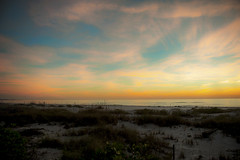 CGB_9711 (skinnywater1966) Tags: sunset beach nature landscape photography nikon bocagrande charlotteharbor rockpaper d700 nikond700 vision:sunset=0873 vision:mountain=0519 vision:clouds=099 vision:sky=0986 vision:outdoor=0609