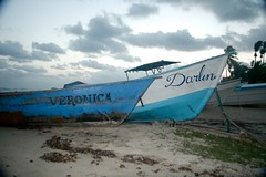 Veronica Darlin (Beau Finley) Tags: boats dawn dominicanrepublic veronica republicadominicana darlin republicadominica repúblicadominicana lasgaleras beaufinley veronicadarlin
