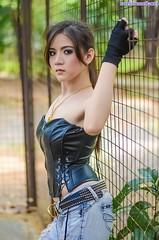 DSC_0390 (raelitocore) Tags: portrait woman cute nature beautiful beauty asian 50mm nikon outdoor ambient filipina