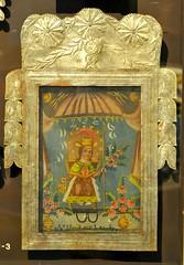 Nino de Atocha (Teyacapan) Tags: art museum religious tin christ jesus paintings hojalata ninodeatocha